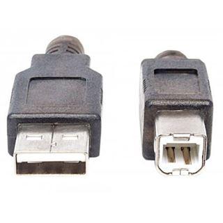 (€1,46*/1m) 15.00m Manhattan USB2.0 Verlängerungskabel