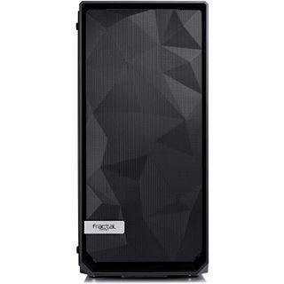 Fractal Design Meshify C Dark Tint mit Sichtfenster Midi Tower ohne