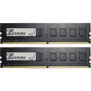 16GB G.Skill Value DDR4-2400 DIMM CL17 Dual Kit