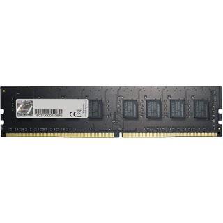 16GB G.Skill Value DDR4-2400 DIMM CL17 Dual Kit