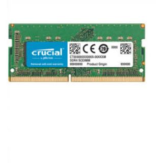 8GB Crucial CT8G4S24AM DDR4-2400 SO-DIMM CL17 Single