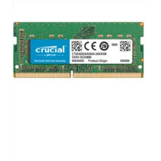 16GB Crucial CT16G4S24AM DDR4-2400 SO-DIMM CL17 Single