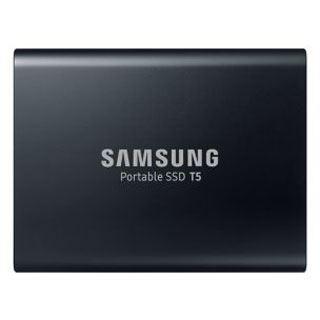 """1000GB Samsung Portable T5 Series MU-PA1T0B/EU 2.5"""" (6.4cm) USB"""