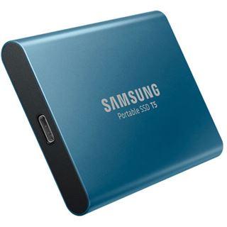 """500GB Samsung Portable T5 Series MU-PA500B/EU 2.5"""" (6.4cm) USB"""