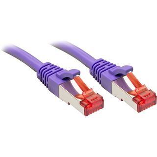 (€3,45*/1m) 2.00m Lindy Cat. 6 Patchkabel S/FTP PiMF RJ45