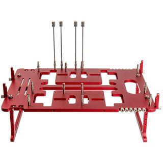 Streacom BC1 Test Bench ohne Netzteil rot