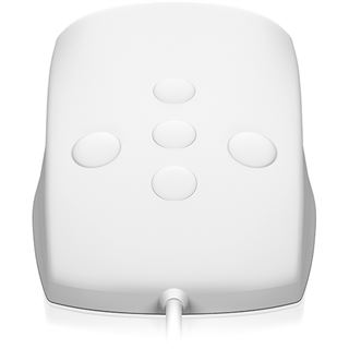 KeySonic KSM-3020M-W USB weiß (kabelgebunden)