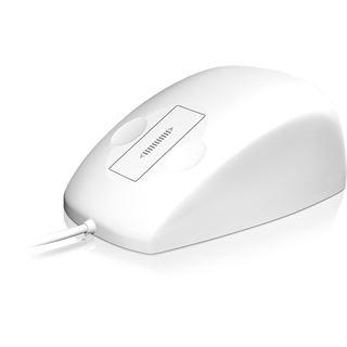 KeySonic KSM-5030M-W USB weiß (kabelgebunden)