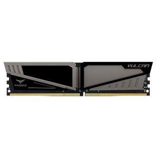 8GB TeamGroup T-Force Vulcan grau DDR4-2400 DIMM CL14 Single