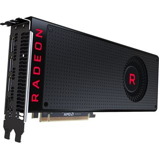 8GB XFX Radeon RX Vega 56 Aktiv PCIe 3.0 x16 (Retail)