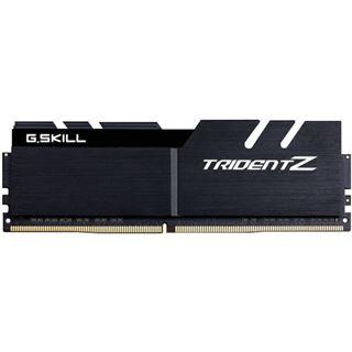 16GB G.Skill Trident Z schwarz DDR4-4400 DIMM CL19 Dual Kit