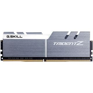 16GB G.Skill Trident Z silber/weiß DDR4-4400 DIMM CL19 Dual Kit