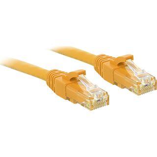 (€3,95*/1m) 2.00m Lindy Cat. 6 Patchkabel U/UTP RJ45 Stecker auf