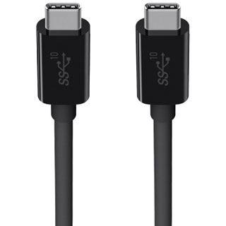(€26,90*/1m) 1.00m Belkin USB3.1 Anschlusskabel Super-Speed USB