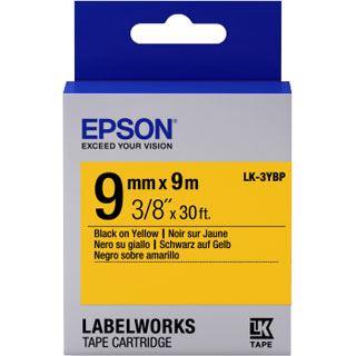 Epson TAPE - LK3YBP PASTEL BLK/