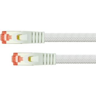 (€0,73*/1m) 15.00m PYTHON Cat. 6 Patchkabel S/FTP PiMF RJ45