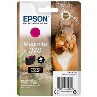 EPSON C13T37834010 XP8500 TINTE magenta ST