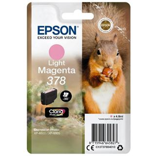 EPSON C13T37864010 XP8500 TINTE L magenta ST