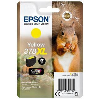 EPSON C13T37944010 XP8500 TINTE gelb HC