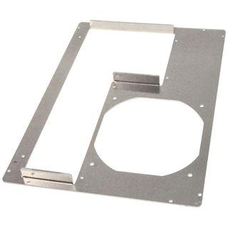 Dimas Tech PCI-Backpanel Micro-ATX, 5 Slots - Aluminium