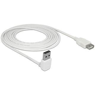 3.00m Delock USB2.0 Verlängerungskabel Easy USB A Stecker auf
