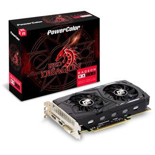 2GB PowerColor Radeon RX 560 Red Dragon Aktiv PCIe 3.0 x16 (Retail)