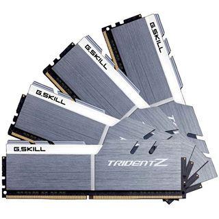 32GB G.Skill Trident Z silber/weiß DDR4-3200 DIMM CL14 Quad Kit