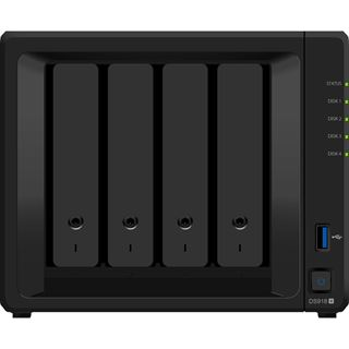 Synology DS918+ 1.5GHZ/4GB RAM 4-bay