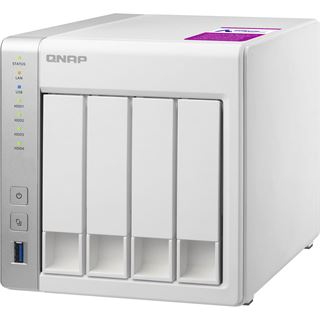 QNAP TS-431P2-1G 4BAY 1.7 GHZ QC 1G