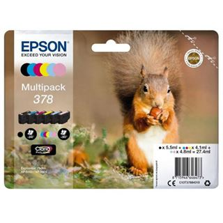 EPSON Tinte Multi. 5.5/3x4.1/2x4.8ml