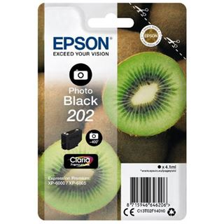 EPSON C13T02F14010 XP6000 FOTOTINTE schwarz