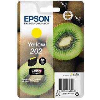 EPSON C13T02F44010 XP6000 TINTE gelb