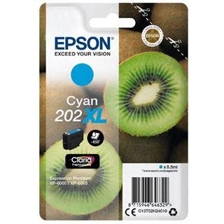 EPSON C13T02H24010 XP6000 TINTE cyan HC