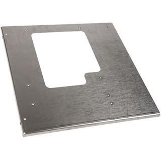 Dimas Tech Tray-Panel Micro-ATX - Aluminium