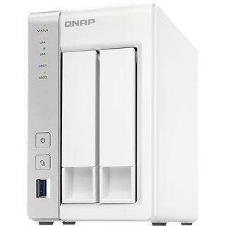 QNAP NAS TS-231P2-1G (2 Bay)