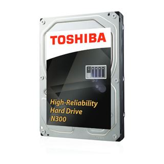 Toshiba N300 Interne NAS Festplatte 8TB 3,5 Zoll SATA
