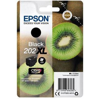 Epson Claria Premium INK 202XL EXPRESSION PREMIUM schwarz