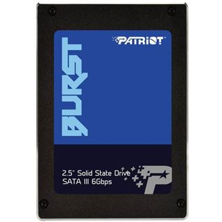 "120GB Patriot Burst 2.5"" (6.4cm) SATA 6Gb/s (PBU120GS25SSDR)"