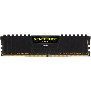 32GB Corsair Vengeance LPX schwarz DDR4-4000 DIMM CL19 Dual Kit