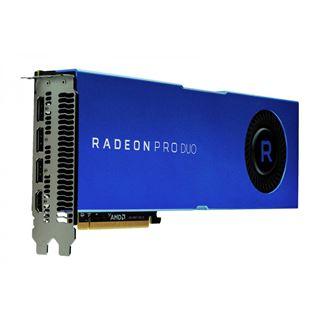 32GB AMD Radeon Pro Duo Aktiv PCIe 3.0 x16 (Retail)