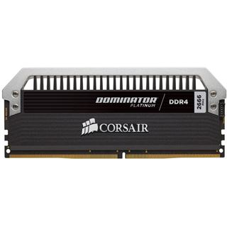 128GB Corsair Dominator Platinum DDR4-2666 DIMM CL15 Octa Kit