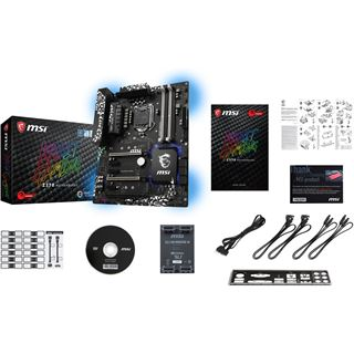 MSI Z370 KRAIT GAMING Intel Z370 So.1151 Dual Channel DDR4 ATX Retail