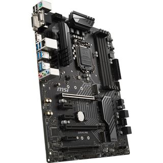 MSI Z370 PC PRO Intel Z370 So.1151 Dual Channel DDR4 ATX Retail