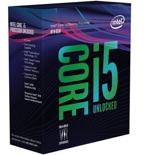 Intel Core i5 8600K 6x 3.60GHz So.1151 WOF