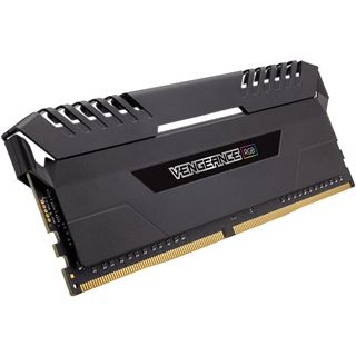 32GB Corsair Vengeance RGB schwarz DDR4-3200 DIMM CL16 Dual Kit