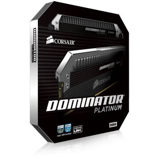 128GB Corsair Dominator Platinum DDR4-2400 DIMM CL14 Octa Kit