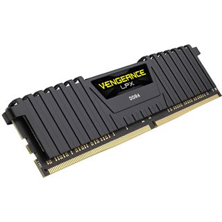 32GB Corsair Vengeance LPX schwarz DDR4-3200 DIMM CL16 Quad Kit