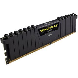 16GB Corsair Vengeance LPX schwarz DDR4-3000 DIMM CL16 Dual Kit