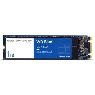 1000GB WD Blue M.2 2280 SATA 6Gb/s 3D-NAND TLC (WDS100T2B0B)
