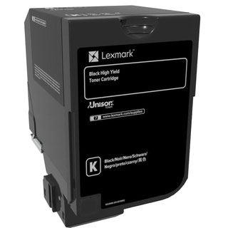 Lexmark 84C0H10 CX725 Toner schwarz
